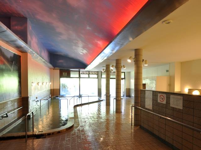 阿蘇の司ビラパークホテル&スパリゾート 内湯