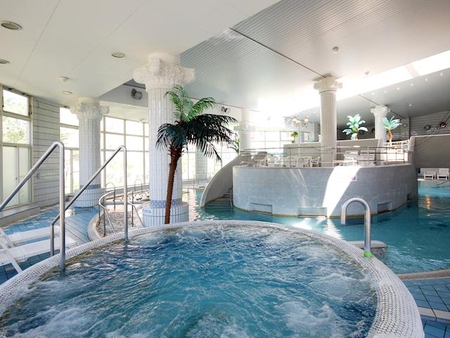 阿蘇の司ビラパークホテル&スパリゾート 室内スパ クアリゾートオメール