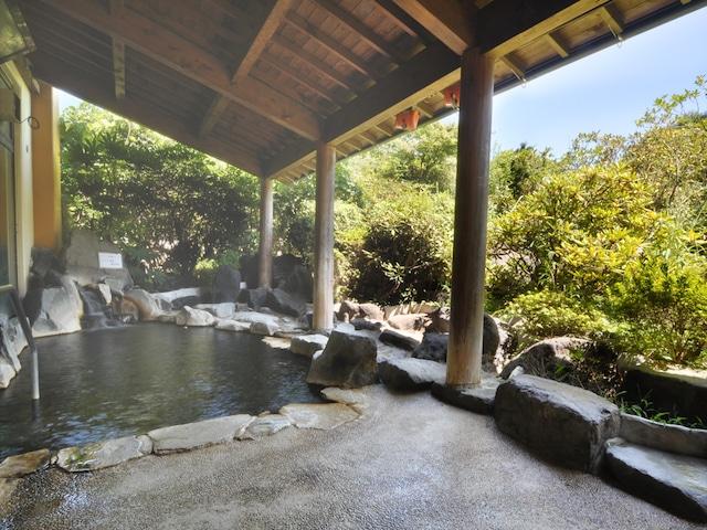 阿蘇の司ビラパークホテル&スパリゾート 露天風呂