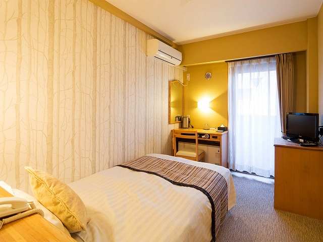 ホテルエリアワン釧路 シングルルーム