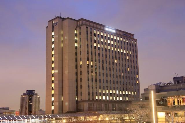 クインテッサホテル大阪ベイ(旧ラ・レゾン大阪) 外観
