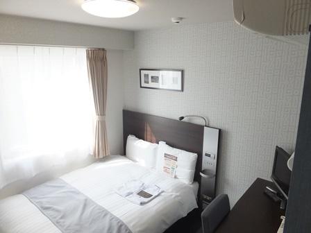 コンフォートホテル佐賀 ダブルエコノミー 13㎡