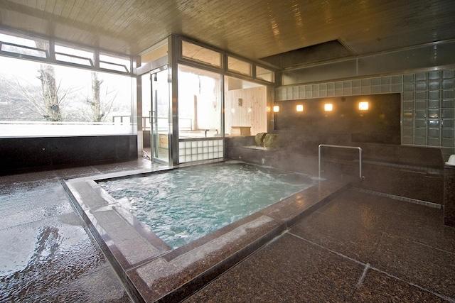 塩江温泉 ハイパーリゾート ヴィラ塩江 浴場