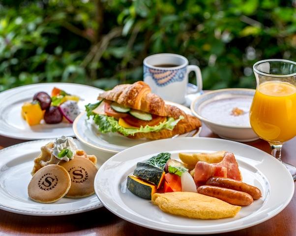 シェラトングランデオーシャンリゾート 朝食イメージ