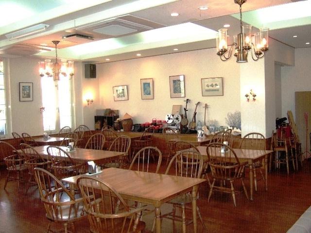 プチホテル キーウエストクラブ レストラン