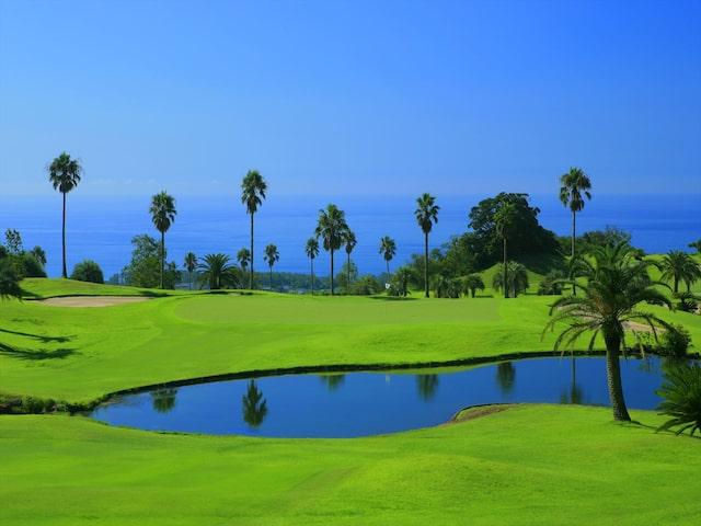 【高知】選べるゴルフ場2プレーイメージ