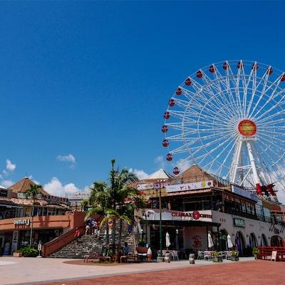 北谷に安く泊まりたい!人気の北谷・美浜ホテルステイイメージ