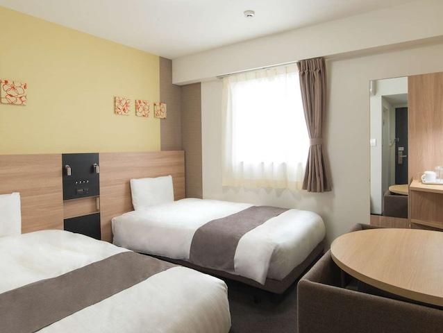コンフォートホテル和歌山 エコノミーツイン17㎡(一例)