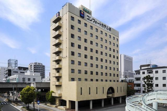 コンフォートホテル堺 外観