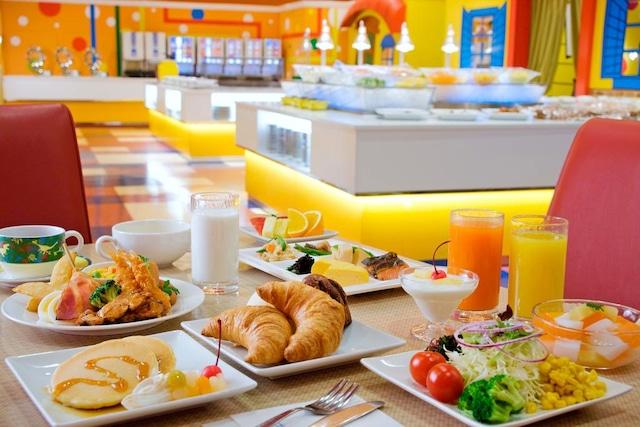 ホテル近鉄ユニバーサル・シティ 朝食イメージ