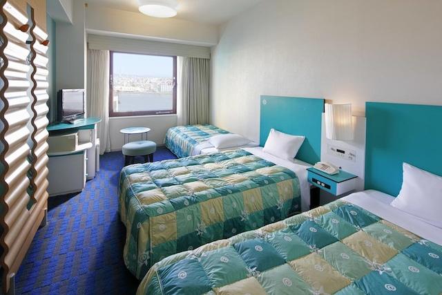 ホテル近鉄ユニバーサル・シティ 3名1室 カジュアルルーム(一例) 21㎡