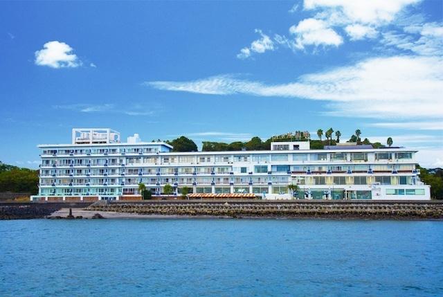 指宿温泉 指宿海上ホテル 外観