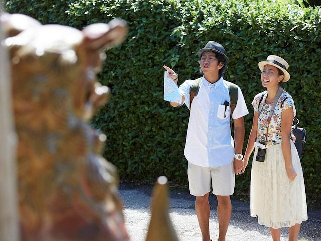 沖縄観光の合間に気軽に参加可能!イメージ