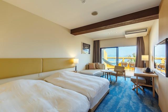 i+Land nagasaki(旧:やすらぎ伊王島) NAGI HOTEL (ナギホテル)ツイン 32㎡