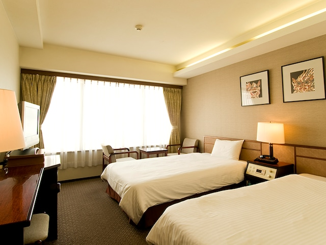 琉球サンロイヤルホテル ツイン 20㎡