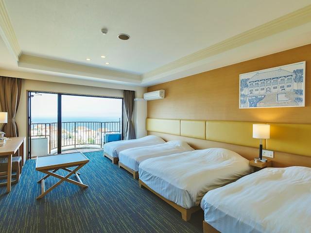 i+Land nagasaki(旧:やすらぎ伊王島) KAZE HOTEL (カゼホテル)ツイン 53㎡