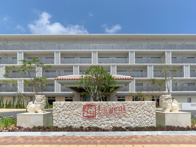 ラ・ジェント・ホテル 沖縄北谷 外観