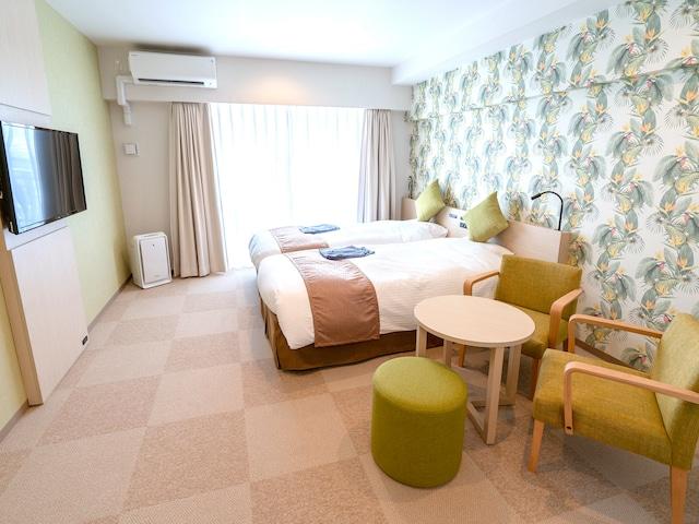 ラ・ジェント・ホテル 沖縄北谷 スーペリアツイン