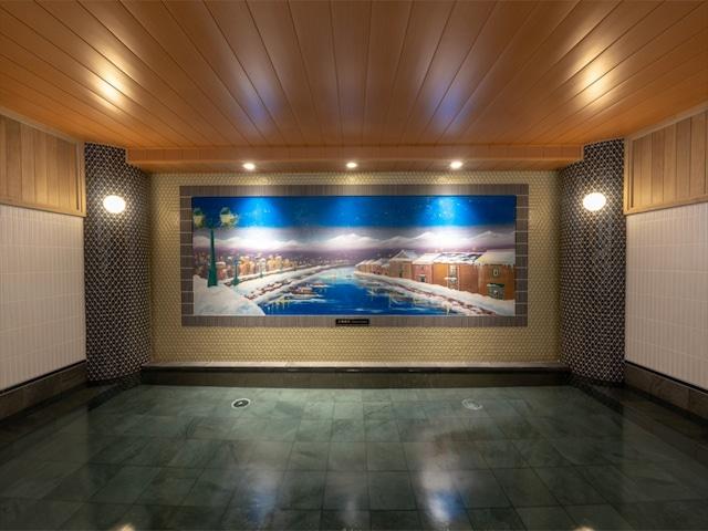ホテル・トリフィート小樽運河 大浴場