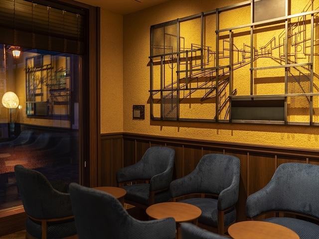 ホテル・トリフィート小樽運河 ラウンジ