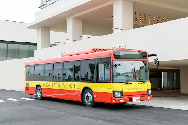 【新浦安】東京ベイ東急ホテル シャトルバス