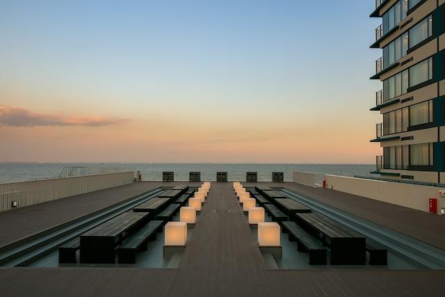 【新浦安】東京ベイ東急ホテル 海風テラス