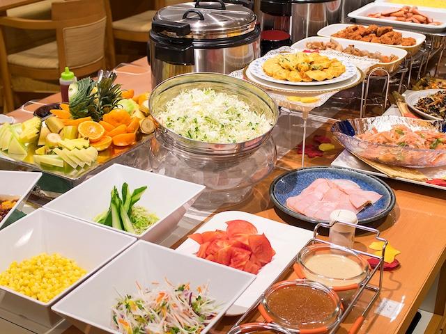 ホテルベルビュー長崎出島 朝食イメージ