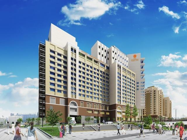 ホテルユニバーサルポートヴィータ 外観(イメージ)