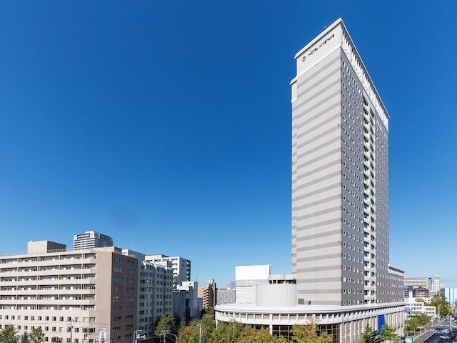 ホテルマイステイズプレミア札幌パーク 外観