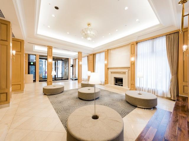 ホテルマイステイズプレミア札幌パーク ロビー