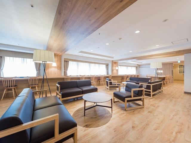 ホテルマイステイズプレミア札幌パーク コワーキングスペース