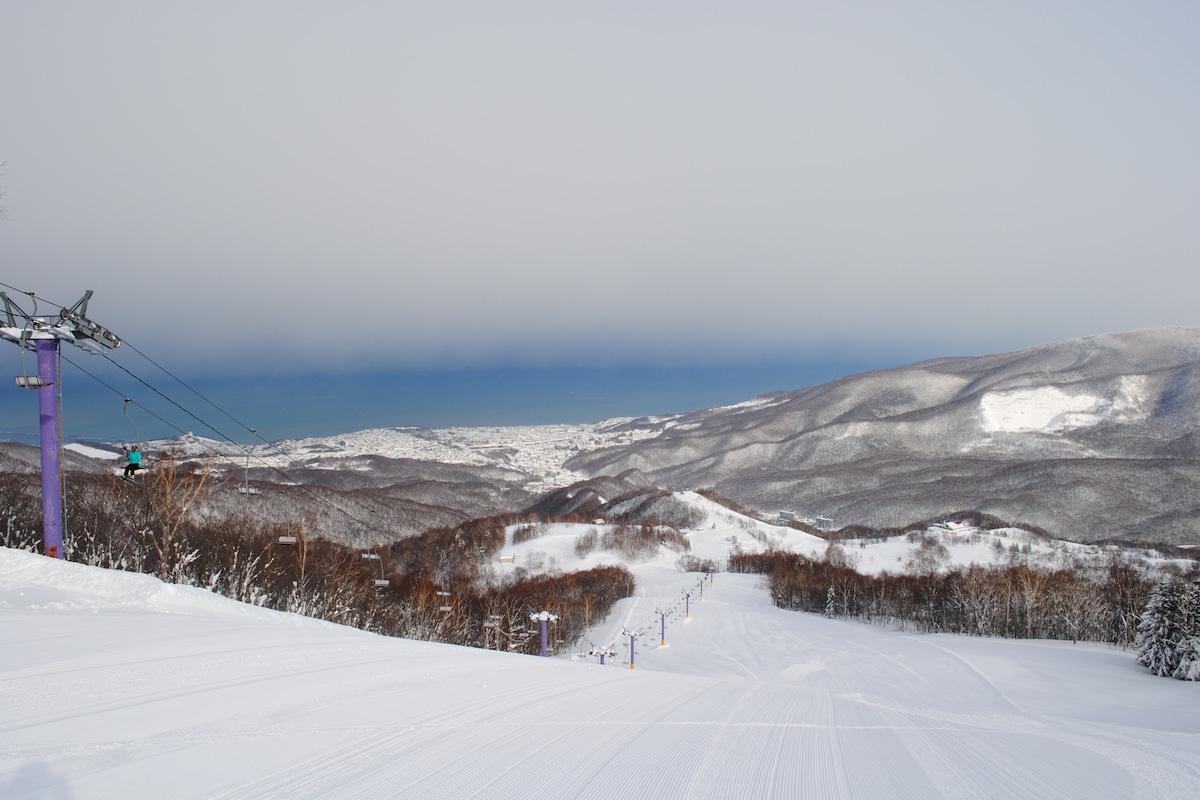 朝里川温泉スキー場のイメージ画像