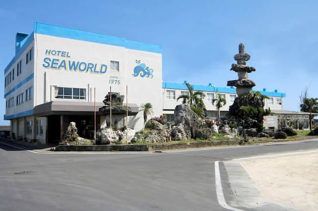 ホテル シーワールド 外観