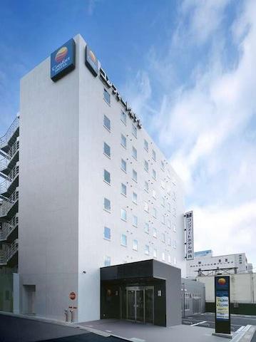 コンフォートホテル奈良 外観