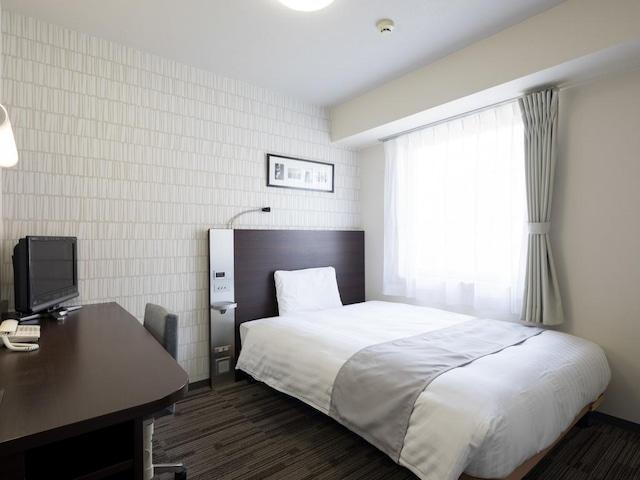 コンフォートホテル奈良 エコノミーダブル(1.2名利用)13㎡
