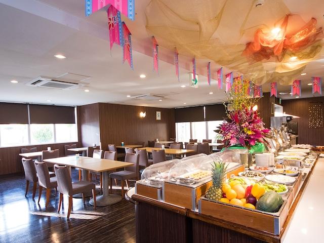 南の美ら花ホテルミヤヒラ レストラン「トレアドール」