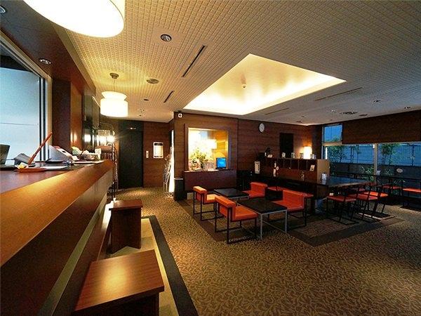 ホテルエリアワン福山 ロビー1