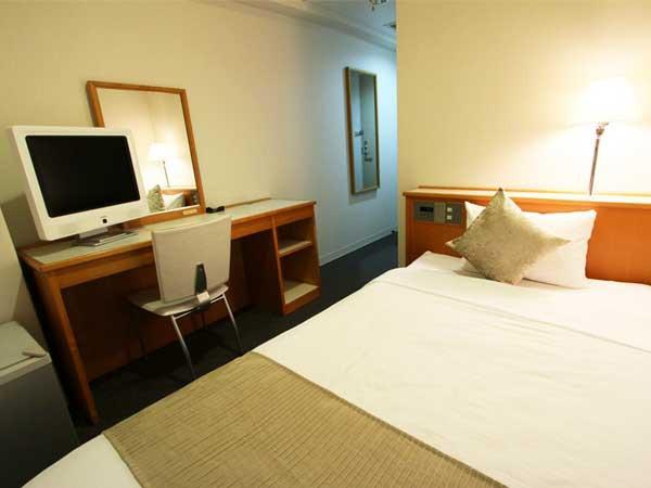 ホテルエリアワン福山 シングルルーム 13㎡