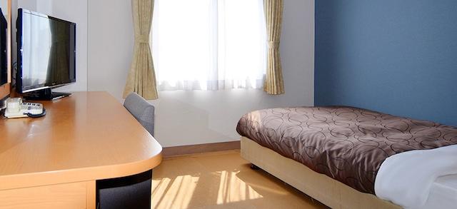 ホテルラフィナート札幌 シングル・セミダブル