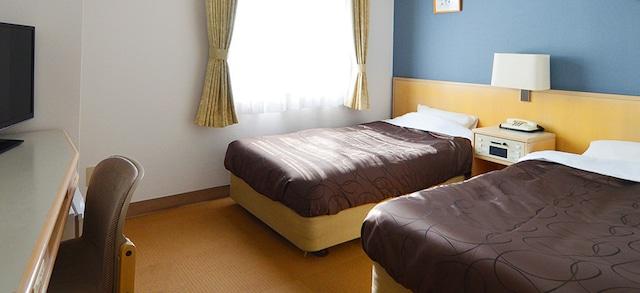 ホテルラフィナート札幌 ツインルーム