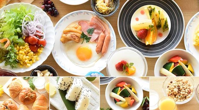 ホテルラフィナート札幌 朝食イメージ
