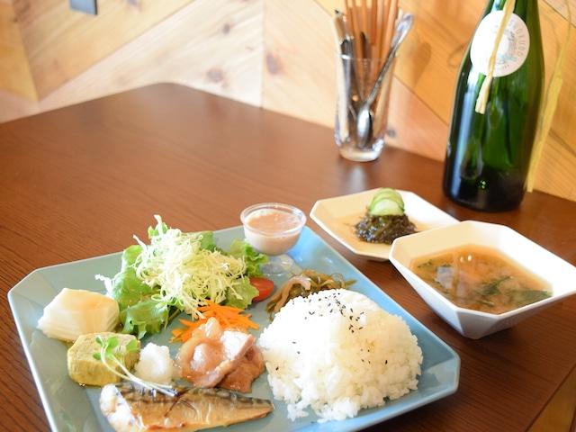 HOTEL385 食事
