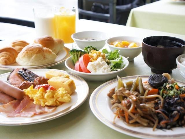 ホテルエリアワン千歳 朝食