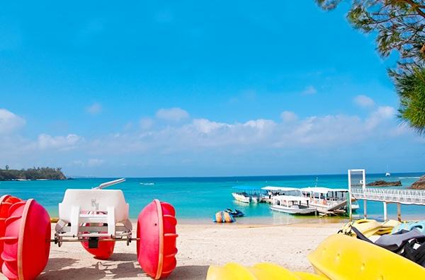 沖縄かりゆしビーチリゾート・オーシャンスパ かりゆしビーチ