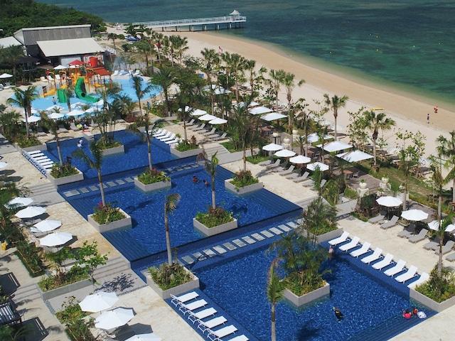 フサキビーチリゾートホテル&ヴィラズ アクアガーデン