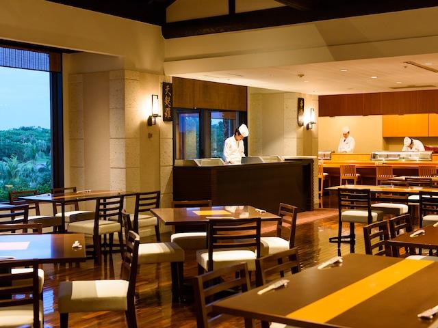 宮古島東急ホテル&リゾーツ 和風ダイニング「やえびし」