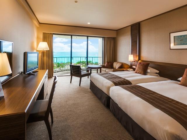 宮古島東急ホテル&リゾーツ オーシャンウィング/スタンダードツイン(一例) 32.2㎡~