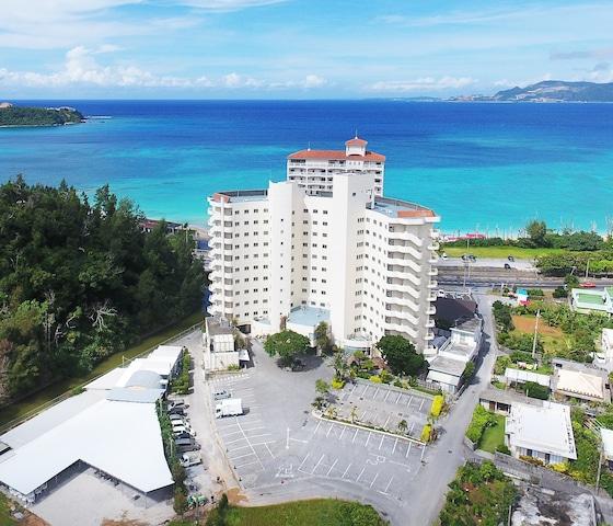 沖縄サンコーストホテル 外観