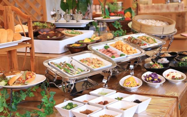 沖縄サンコーストホテル 朝食イメージ