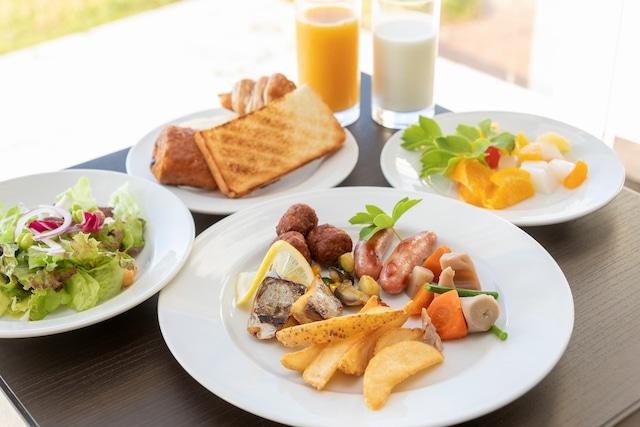久米島イーフビーチホテル 朝食イメージ